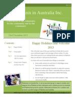 Pakistanis in Australia Vol.2 Issue 26