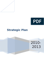 Strategic Plan 2010-13