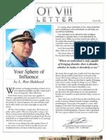 New OT VIII Newsletter, Issue 68 (2010)