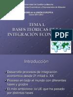 T1.Bases de La Integracion