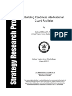 Building Readiness into National Guard Facilities