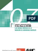 Volumen 7 del libro blanco sobre la Medicion Audiencias Digitales