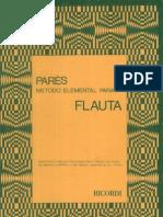 Método elemental para flauta