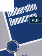 essays democracy disagreement Disagreement about justice and reasonable disagreement about justice i then consider the relationship between justice and democracy under each of them in section iii, i argue that, under the circumstances of disagreement, democracy can  carol pateman (eds), justice and democracy: essays for brian barry (cambridge: cambridge university.