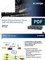 Aastra communication server