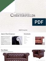 Distinctive Chesterfield Sofa Brochure