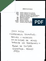 John Kicza.- Empresarios coloniales