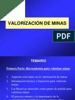 Valorizacion Minas