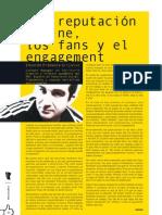 'La reputación online, los fans y el engagement' por Eduardo Prádanos