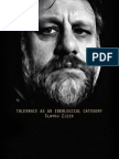 Tolerance as an Ideological Category - Zizek2