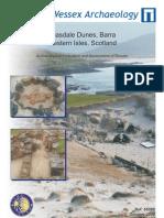 Allasdale Dunes, Barra, Western Isles