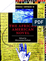 72505364 Companion to African American Novel