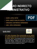 Amparo Indirecto Administrativo.pptx Exelente
