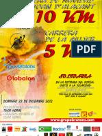 Clasificación General 5Km Sant Joan d Alacant 2012