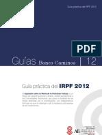 Guia Practica Del IRPF 2012
