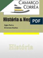 empresa camargo correa historico e negocio