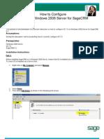 TipsAndTricksSageCRMHowtoConfigureIIS70onWindows2008Serverv1