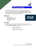 2.2.3 nor design logic activity