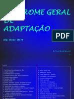 Sindrome geral da adaptação