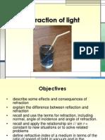 Sec 2 Light - Refraction_handout