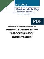 Programa Diplomado Derecho Administrativo 2012-2(1)