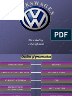 46023070 Ppt on Volkswagan in India 2010