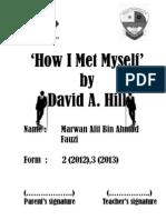 How I Met Myself Assignment