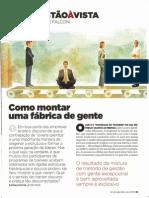 Vicente Falconi - Como montar uma fábrica de gente