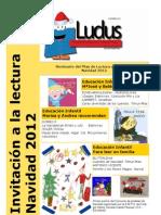 Invitación a la lectura.Navidad 2012