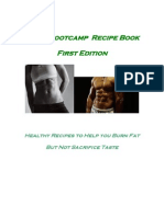 Bootcamp Recipe Book