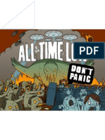 Digital Booklet - Don't Panic