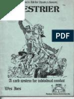 Chivalry & Sorcery - Fgu - First Edition - Destrier [Fgu7741]