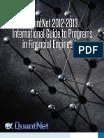 QuantNet Guide 2012-2013