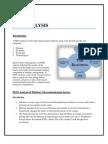 Pest analysis of Telecom Industry