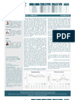 Platform Factsheet Nov 2012