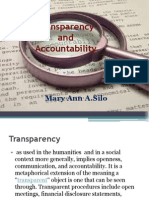 Transparency & Accountability.ppt