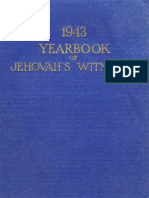 1943 Yearbook of Jehovah's Witnesses