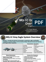 UAS Scty - Gray Eagle Overview