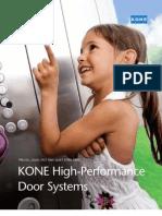 AMD G2M Door Operator Upgrades SF2735