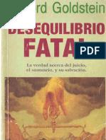 Desequilibrio Fatal - Clifford Goldstein