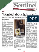 """Bauman Certified """"Hair Coach"""" Program Helps Hair Loss Sufferers_SunSentinel"""