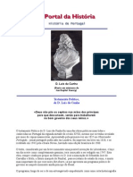 Testamento Politíco D.Luiz da Cunha