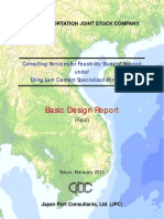 Dong Lam Cement Specialized Port - Basic Design Report - Final