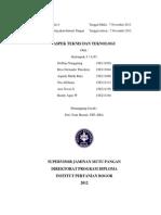 Pkip 4 Aspek Teknik Dan Teknologi Fix