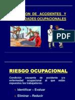 1 - Seguridad y Salud Ocupacional