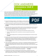 Economics AQA as Unit 2 Workbook Answers (1)