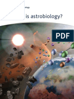 What is astrobiology?
