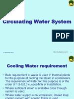 Circulating Water System