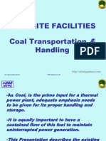 Coal Transportation and Handling