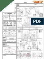 747 Standard Setup Sheet